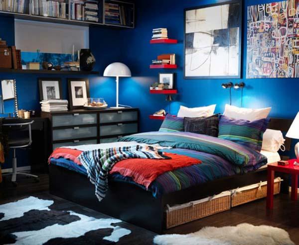 el dormitorio. Black Bedroom Furniture Sets. Home Design Ideas