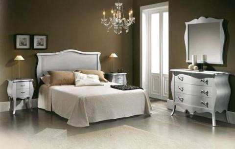El dormitorio - Colores que combinan con el granate en paredes ...