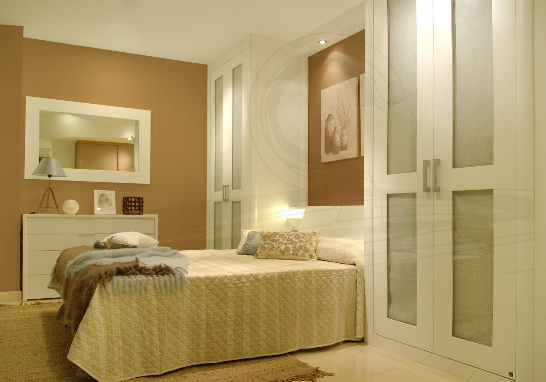 El dormitorio for El mueble armarios