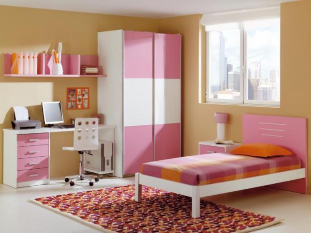 El dormitorio - Dormitorios infantiles modernos ...
