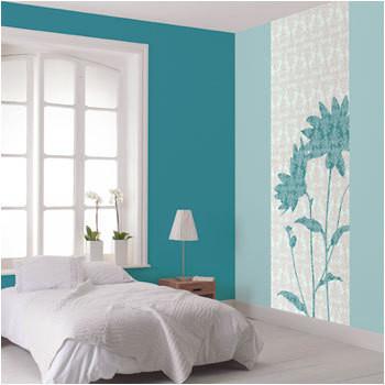 El dormitorio for Pintura turquesa pared